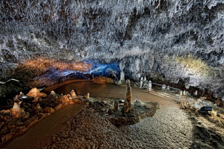 Cueva de El Soplao / El Soplao Cave - Cantabria, Spain