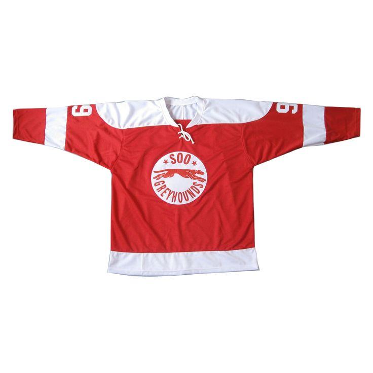 Want to buy Wayne Gretzky 99 SOO Greyhounds Custom Made Hockey Jersey Uniform ? Pay A Visit to http://laroojersey.com/hockey/Wayne-Gretzky-99-SOO-Greyhounds-Custom-Made-Hockey-Jersey-Uniform