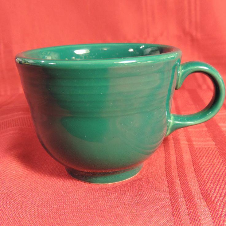 Vintage Green Coffee Cup, Vintage Tea Cup, Vintage Hotel Ware, Vintage Restaurant Ware Cup by RustyLarkVintage on Etsy