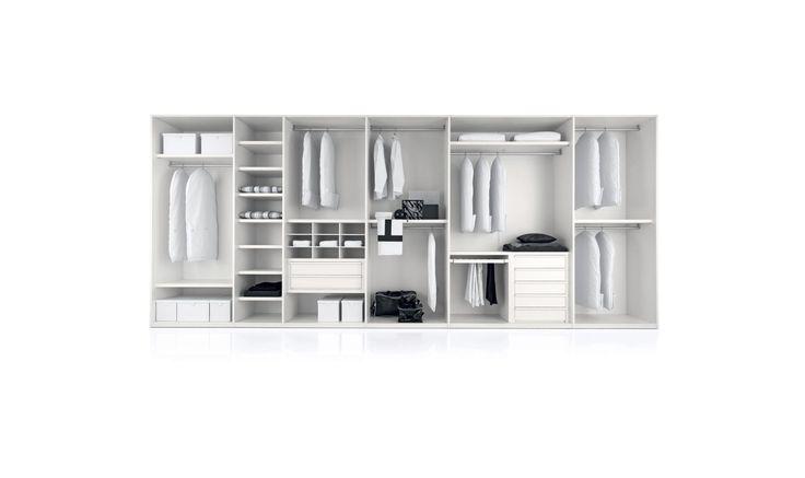 novamobili interni hinged wardrobe tempo armadi design made erstaunliche moderne wohnungsrenovierung knq - Erstaunliche Moderne Wohnungsrenovierung Knq Associates