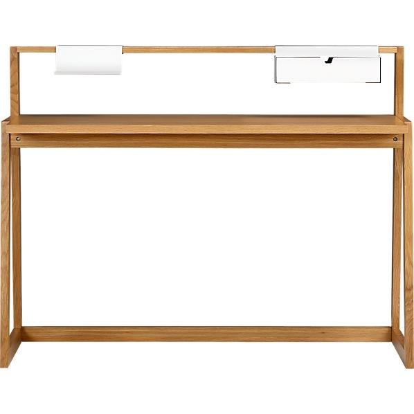 TLD desk in office furniture | CB2