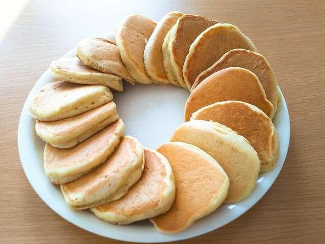 バナナパン ケーキ
