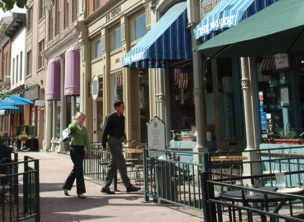 Shop at Larimer Square, Denver's urban shopping and dining district! Victorian buildings house specialty boutiques and unique chef-driven restaurants. Shop one-of-a-kind stores with distinctive fashion and exclusive offerings.