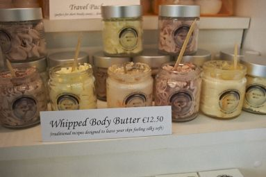 Whipped Body Butter #TMOtrendevent