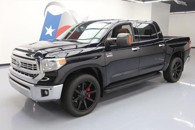 2014 Toyota Tundra 1794 Edition Extended Crew Cab Pickup 4-Door | eBay Motors, Cars & Trucks, Toyota | eBay!