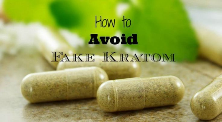 #Fake #kratom is being sold everywhere, read these tips to avoid it!