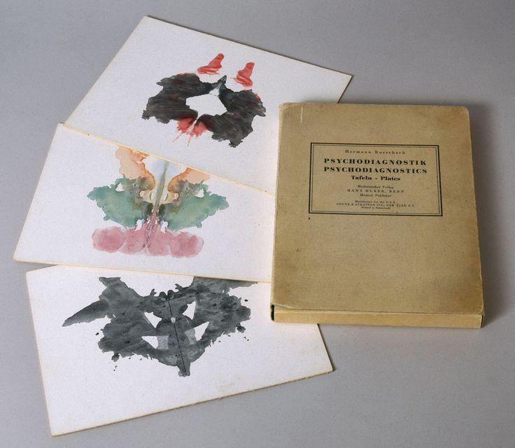 41 best gnomon workshop images on pinterest atelier workshop and a copy of hermann rorschachs psychodiagnostik 1921 fandeluxe Image collections