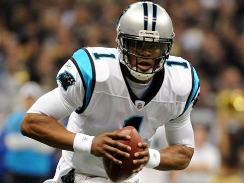 Cam Newton ~ Jaguars, Height: 6-5, Weight: 245,   Age: 23, Born: 5/11/1989 Atlanta, GA,  College: Auburn, 2012  Experience: 2nd season  High School: Westlake HS [Atlanta, GA], 2012