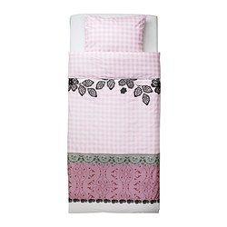 MYSTISK Duvet cover and pillowcase(s) - IKEA This is the Duvet Cover for Bekah's bed