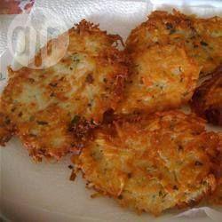 Фото рецепта: Хрустящие картофельные драники