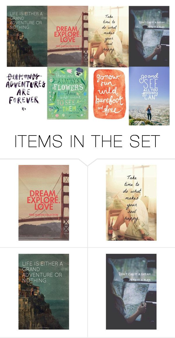 """""""The BEST bohemian quotes"""" by pinkmartinicollection ❤ liked on Polyvore featuring art, quotes and boho"""