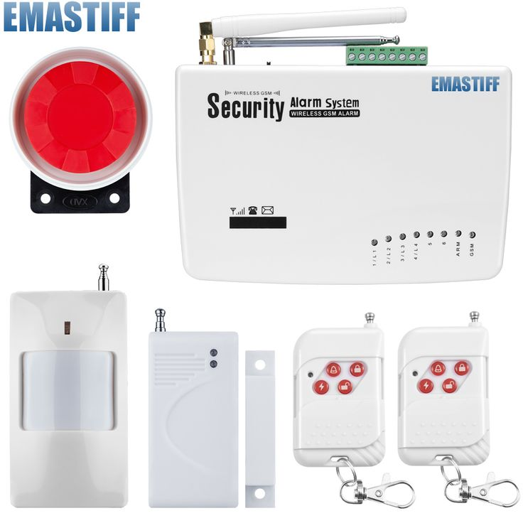 18 best Security images on Pinterest Security alarm, Clock and Clocks - installer une alarme maison
