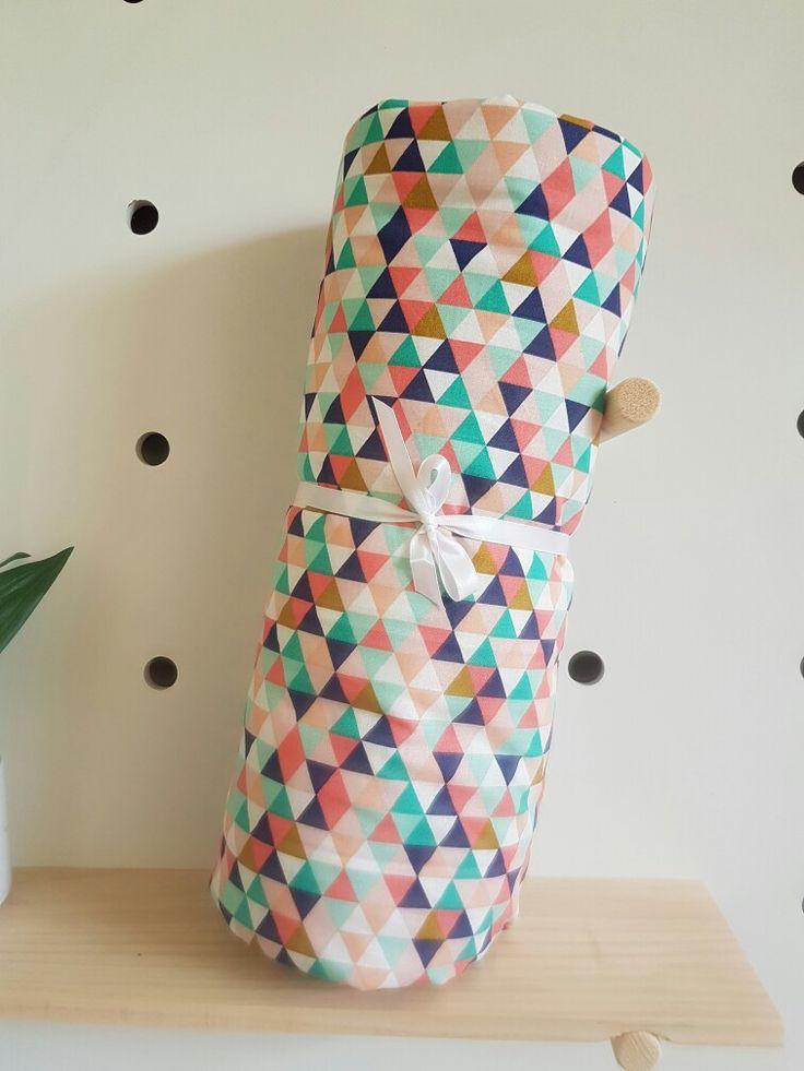 Colourful playmat Little Swan Designs