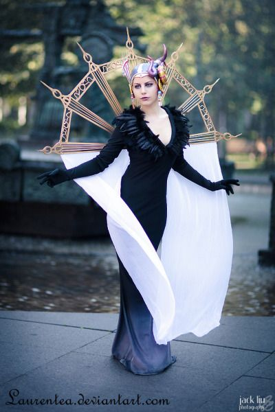 sorceress edea cosplay | Tumblr
