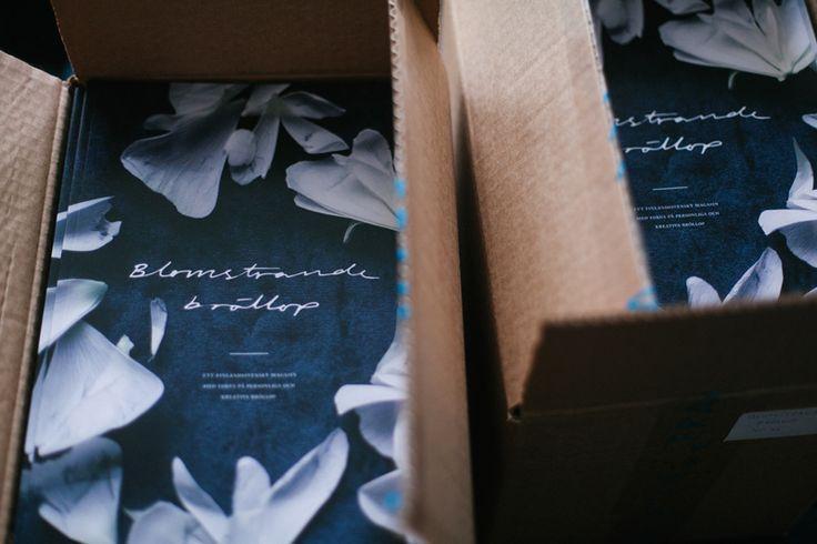 behind the scenes of launch of independent wedding magazine Blomstrande bröllop - BLOMSTRANDE | Lanseringen av Blomstrande bröllop | http://blomstrande.com
