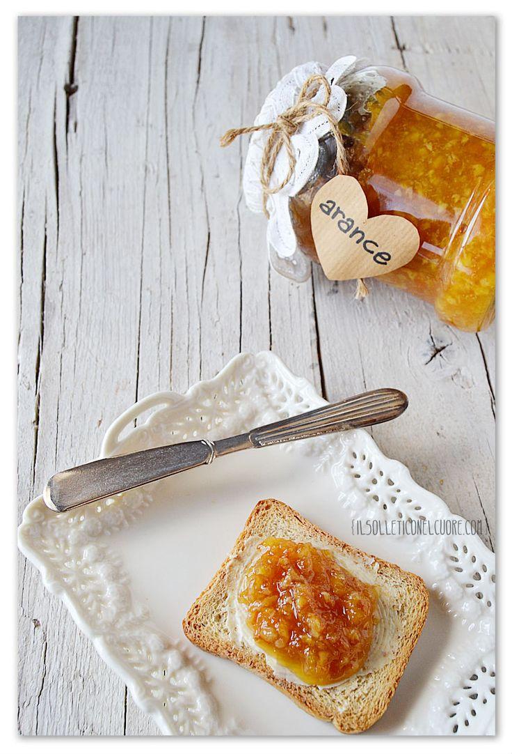 recipe orange marmalade