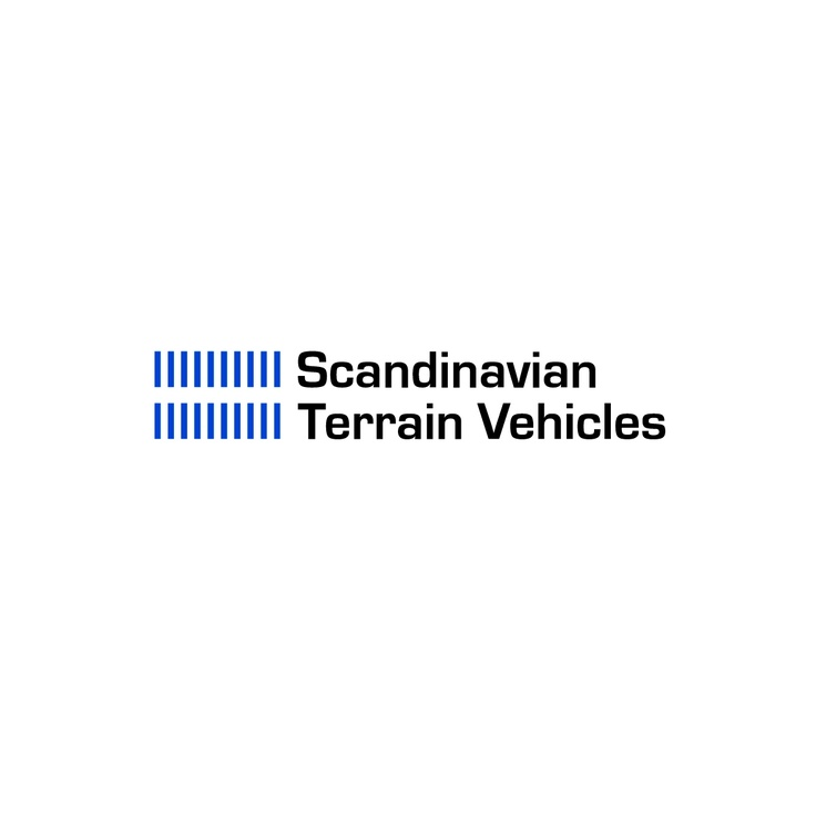 Scandinavian Terrain Vehicles | A compromise with the client | I wanted condensed capitals like a track