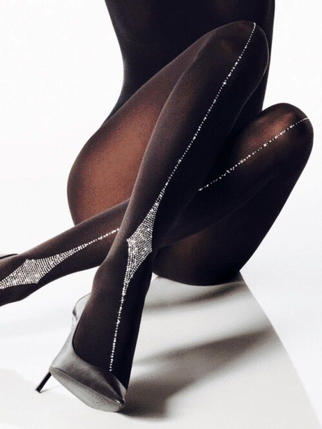 ♤ Pinterest : @denitsllava ♤ need this stockings!