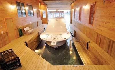 Boat Garage OutoftheCrabBucket.com