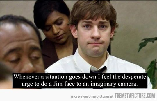 I love Jim.