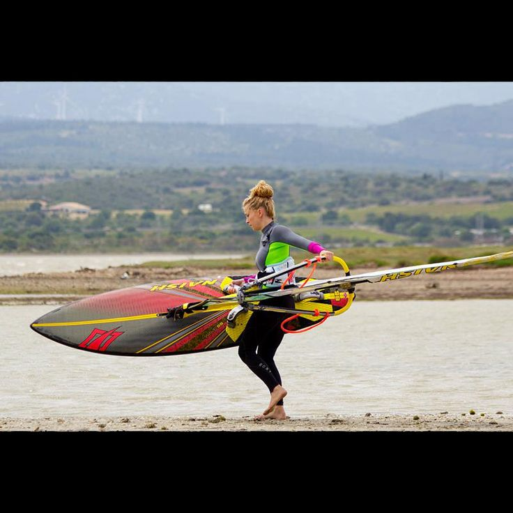 caroline barbeau windsurf - Recherche Google
