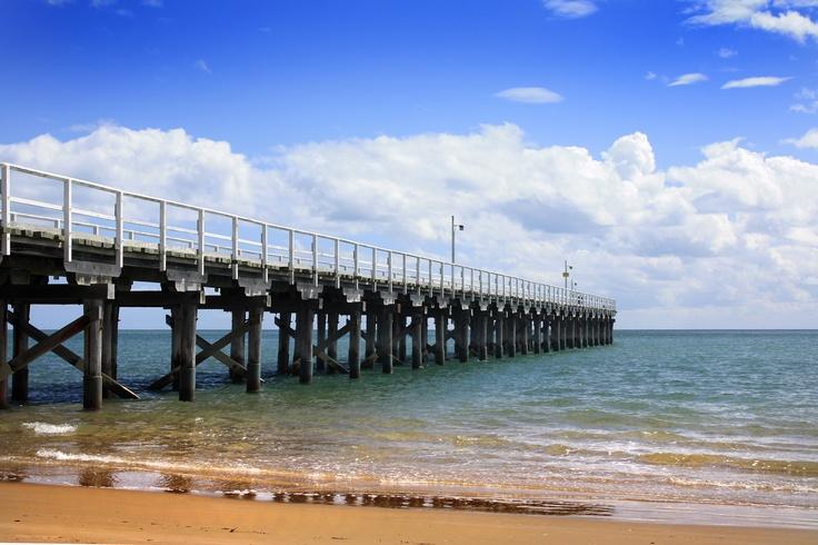 Jetty - Hervey Bay, QLD