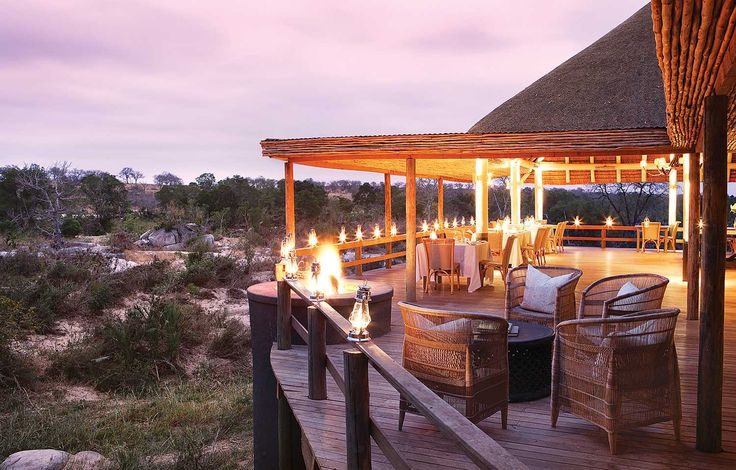 Founders Camp - Londolozi Game Reserve