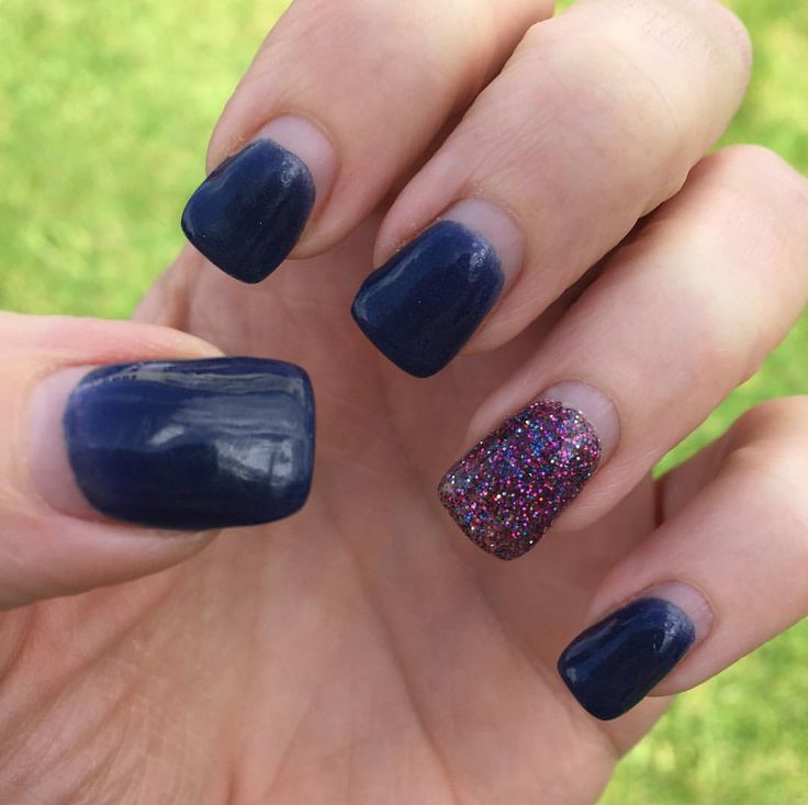 """No8 Nails (@no8nails) on Instagram: """"4 weeks exactly after application and 1 nail is starting to lift slightly at cuticle so time for…"""""""