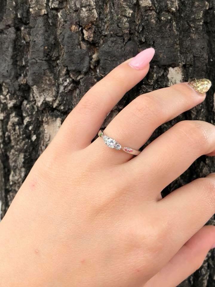 3 mm 0.50 ct ronda De Black Diamond medio anillo de la eternidad en oro blanco