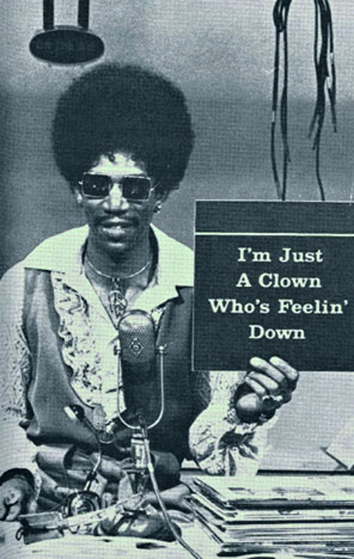 I'M JUST A CLOWN...