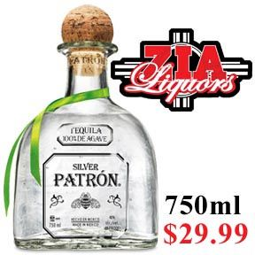 lowest prices on Patron Silver Tequila in the Four corners area