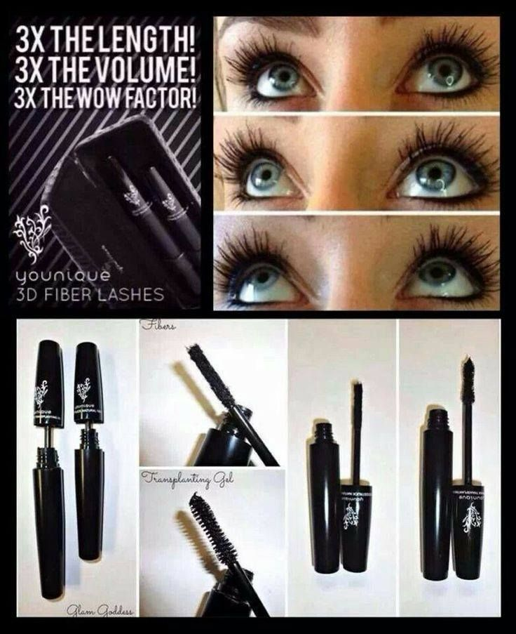 Can your mascara do this? If not then you need to try mine! Younique 3D Fiberlash Mascara, with fibers made from Green Tea Leaves! You can try some too!   www.thesearemylashes.com