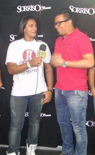 Bruno Cardoso do Sorriso Maroto