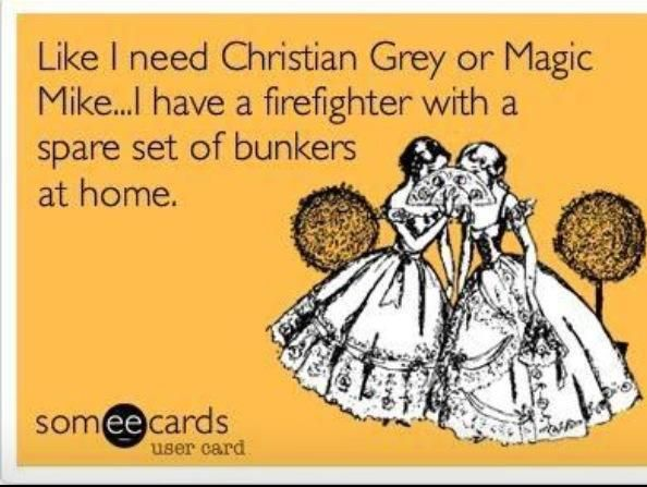 firefighter wife quotes | Photo: Another Firefighter wife posted this and I can relate! I haven ...