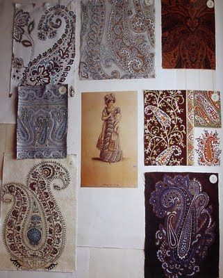 Mary Maki Rae: A Passion For Paisley
