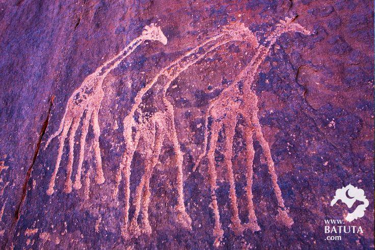 أجمل-الصور-السياحية-في-الجزائر--نقوش-غريبة-تمثل-حياة-كاملة-لحضارة-قديمة-عمرها-30-ألف-عام-في-كهوف-سلسلة-جبال-طاسيلي-ناجر-في-الجنوب-الشرقي-للجزائر