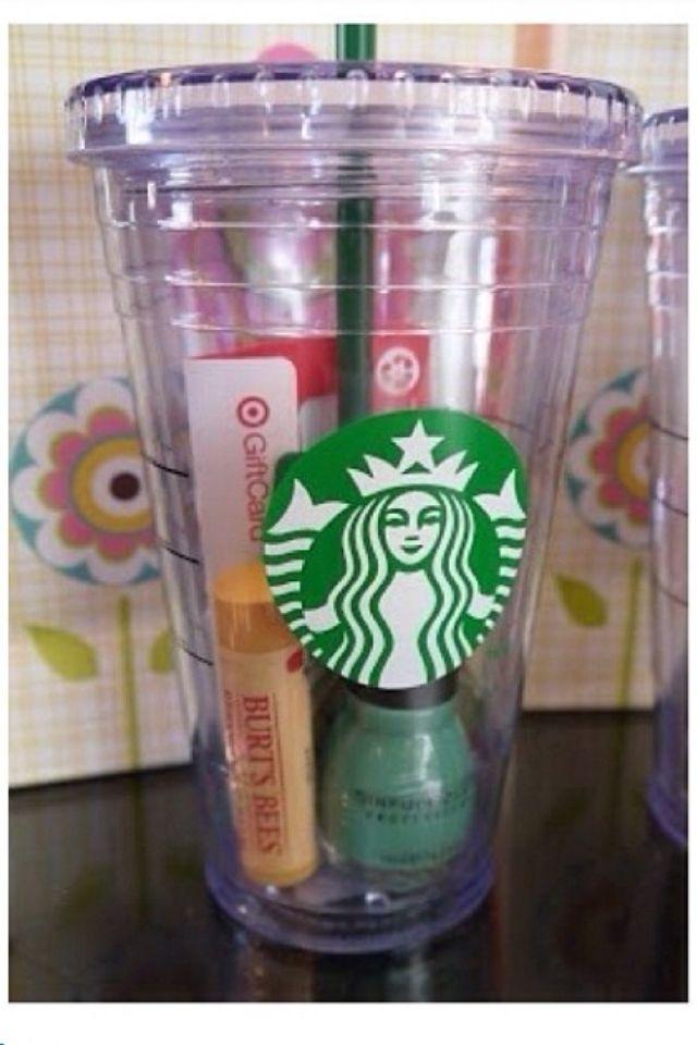 Cute birthday gift idea! Super easy, why do I never do this?