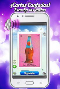 Baraja de Lotería Mexicana: miniatura de captura de pantalla