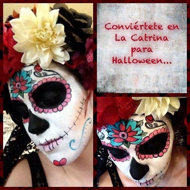 El disfraz de Catrina, Sugar Skull o la Muerte mexicana es uno de los más…