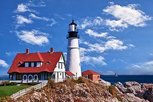 Reportage negli Stati Uniti, tra lande desolate e parchi nazionali del Maine più selvaggio.