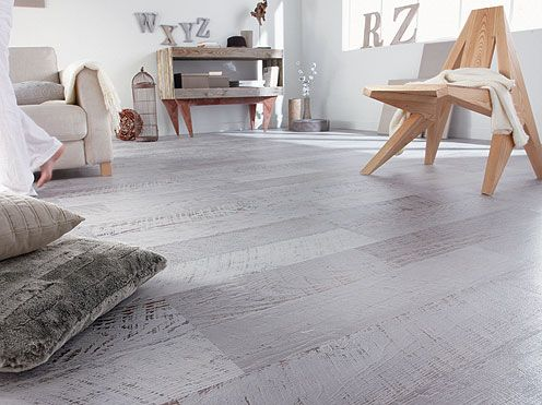 Laminate Flooring Painted White Design From Tarkett ~ Tarkett Laminate  Flooring, Is A Swedish Brand