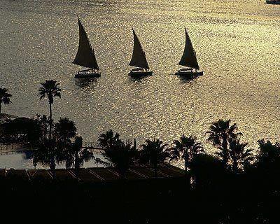 Egito: Four Seasons Hotel, Travel, Nile, Egypt
