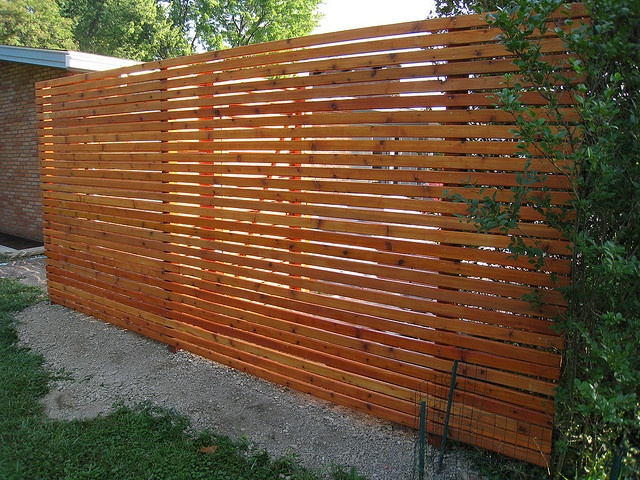 42 best ideas about front driveway ideas on pinterest for Cheap tall privacy fence