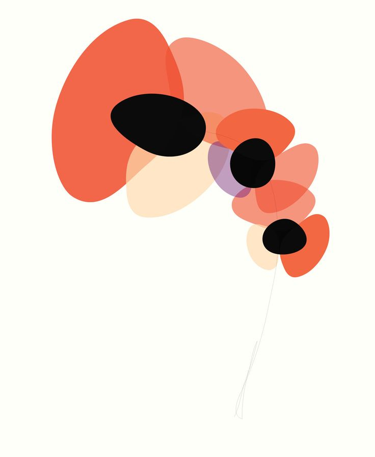 A strikingly contemporary rendition of a classic and graceful flower by fabulous fashion photographer and artist Peter Bainbridge- 'Orchid' has been given a cool, modernist facelift. #botanical #flower #peterbainbridge #fashion #graphic #minimal #textural