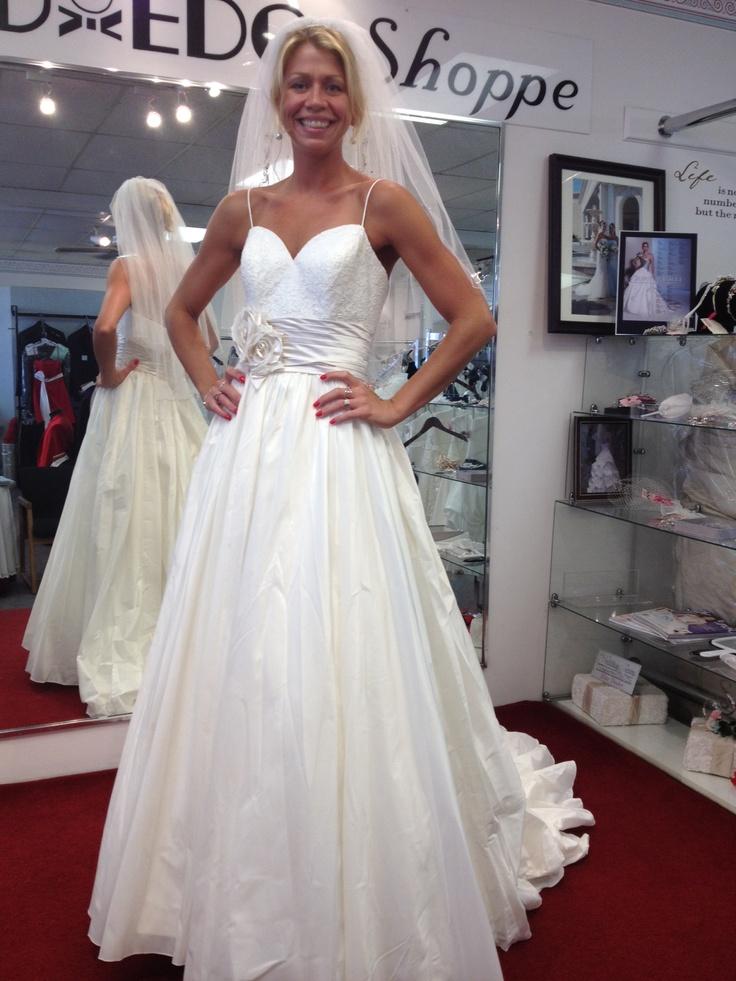 8 best Our Favorite Bridal Gowns images on Pinterest | Short wedding ...