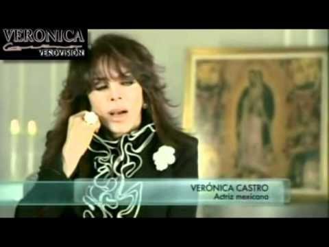 Participación de Veronica Castro dando testimonio sobre La Virgen de Guadalupe dentro del capítulo El domicilio del poder, dentro del serial Unidos por la Historia, transmitido por History Channel en 2010. #HistoryChannel #VeronicaCastro