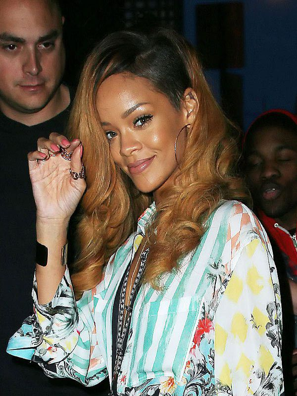 Rihanna: You're Right Not To Take Chris BrownBack