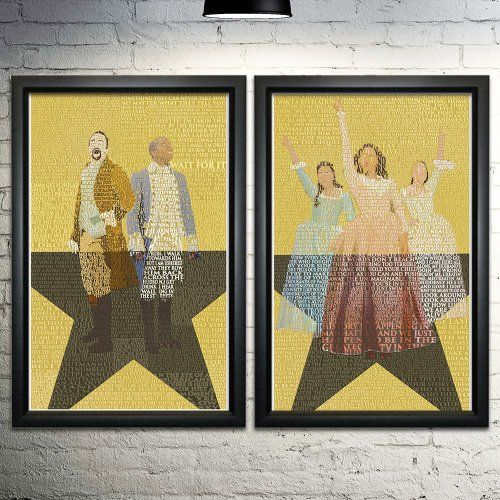1000 Images About Hamilton Gifts On Pinterest Framed