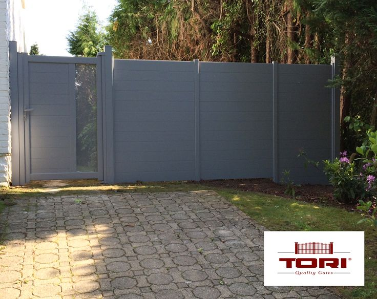 1000 id es sur le th me portillon aluminium sur pinterest for Portillon aluminium