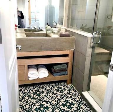 25 best ideas about shotgun house on pinterest small - Fixer upper long narrow bathroom ...